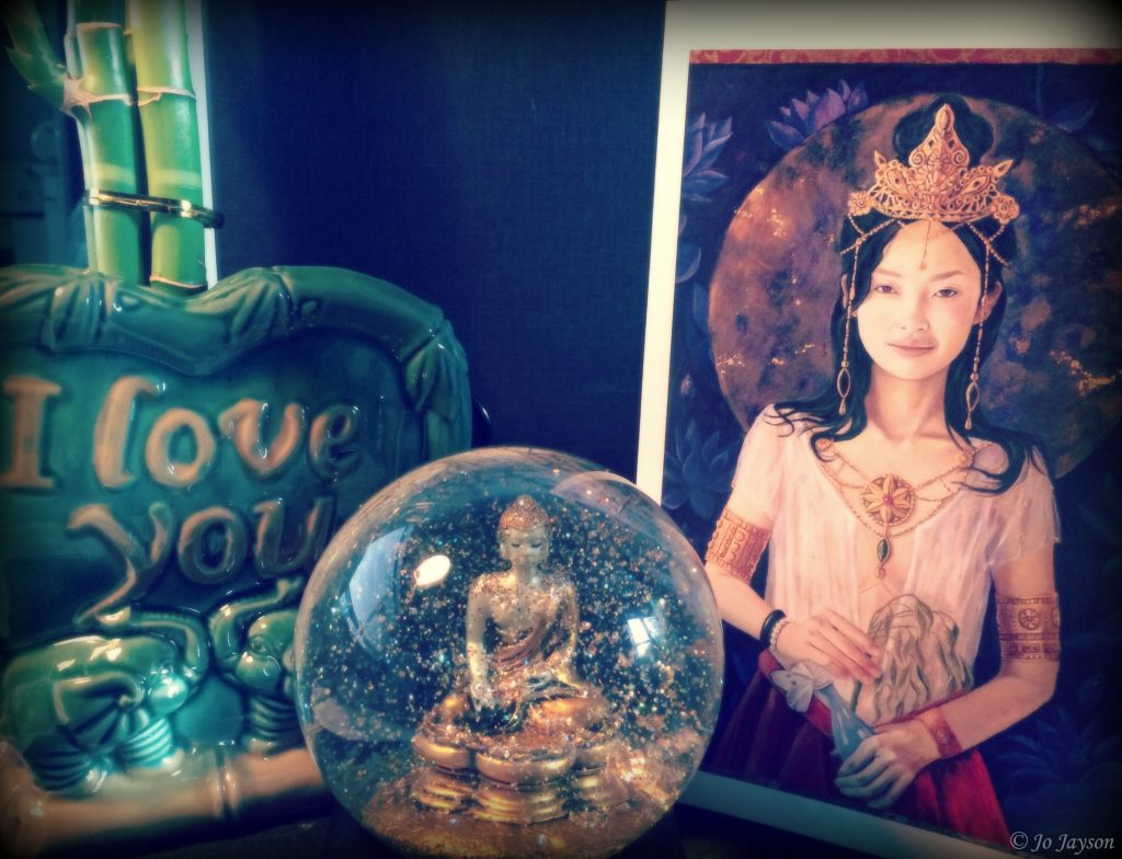 Guan Yin - Mother of Compassion and Mercy